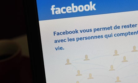 Facebook in the French language