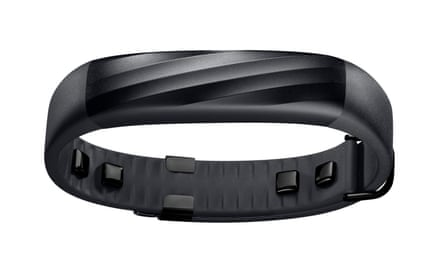 Jawbone wearable tech