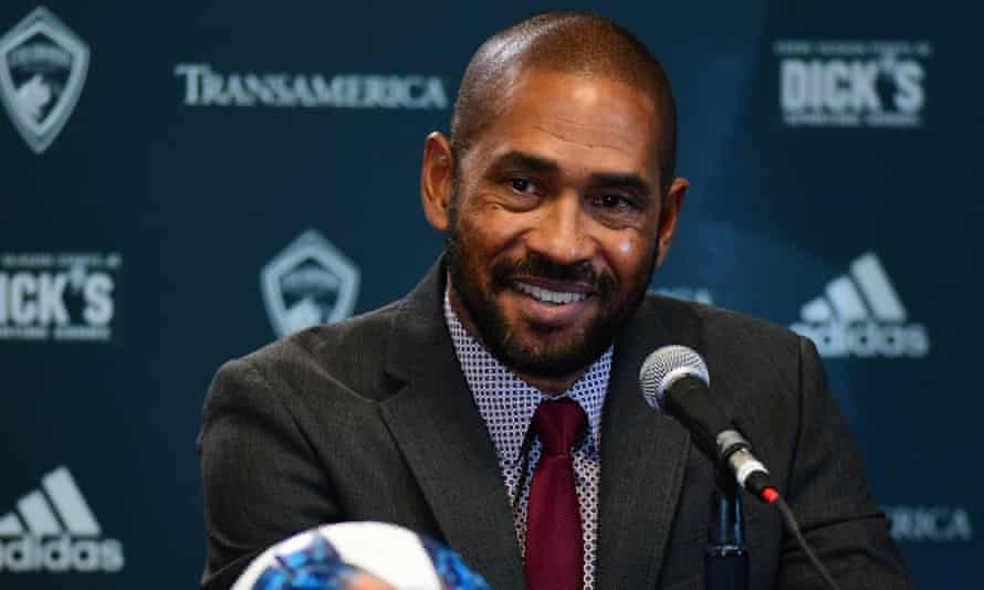 Robin Fraser took over as Colorado Rapids manager earlier this year