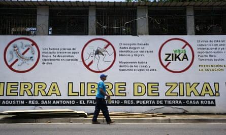 Puerto Rico zika virus