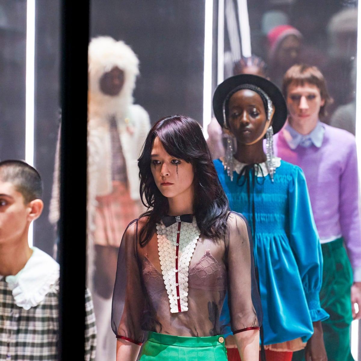 Gucci Bids Farewell To Fashion Week As Brand Goes Seasonless Fashion The Guardian