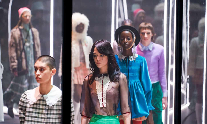 Gucci bids farewell to fashion week as brand goes seasonless