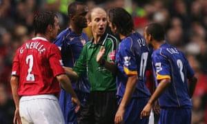 Manchester United v Arsenal, 2004