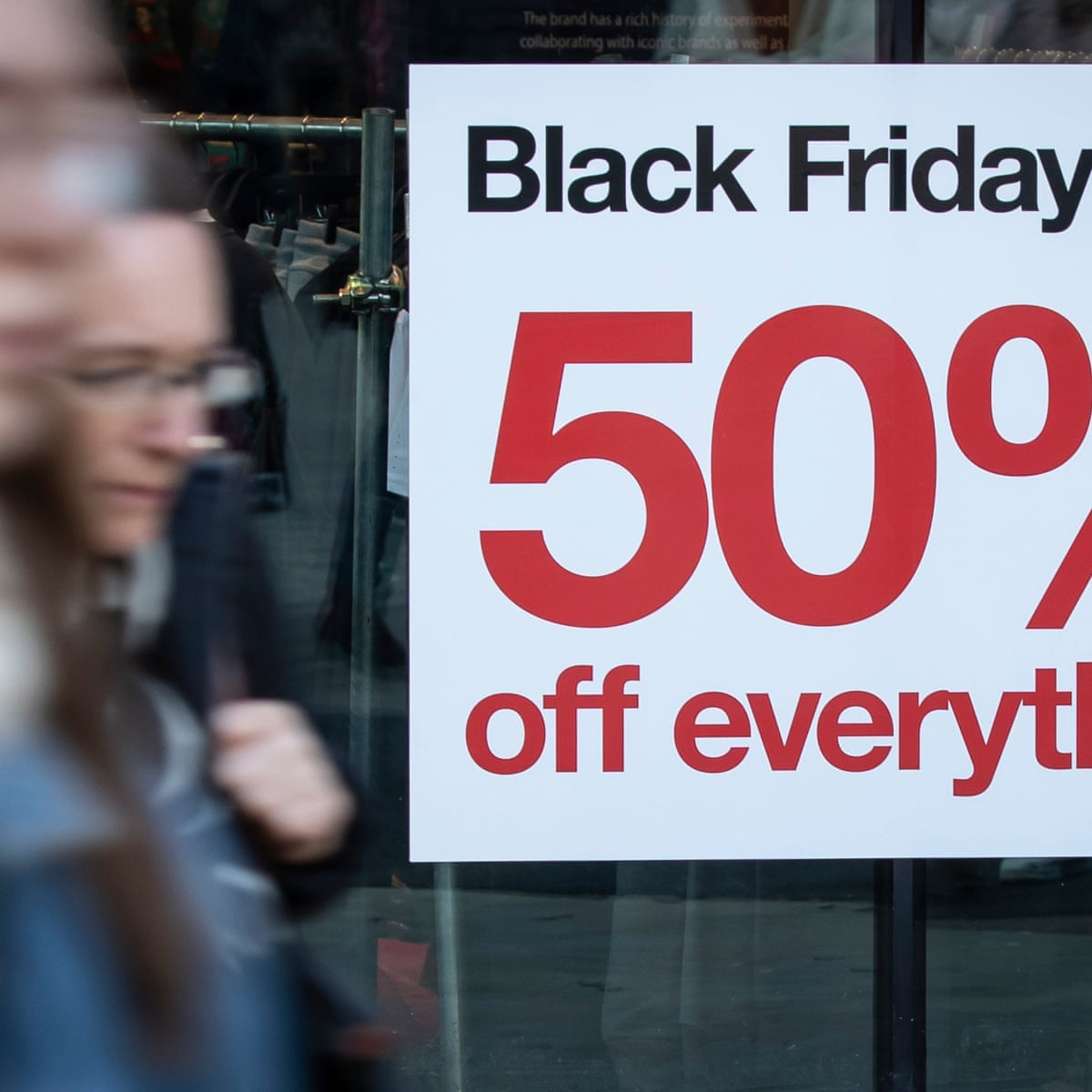 Lockdown And Black Friday Set Up Record Breaking Month For Uk Online Retail Black Friday The Guardian
