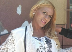 Roxana Hernández, a transgender woman from Honduras who died in Ice custody last Friday.