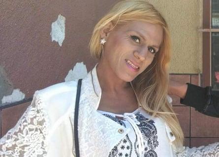 Roxana Hernández, a transgender woman from Honduras who died in Ice custody last Friday.
