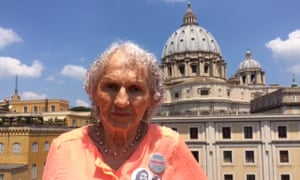 """Angela """"Lita"""" Boitano wants the Vatican to open its files on Argentina's dirty war."""