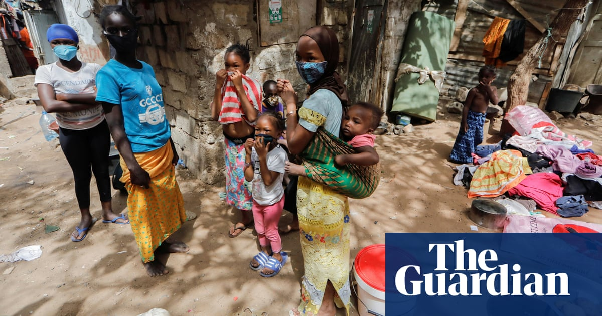 Africa facing a quarter of a billion coronavirus cases, WHO predicts