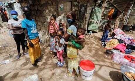 Africa facing a quarter of a billion coronavirus cases, WHO predicts