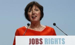 Trades Union Congress general secretary Frances O'Grady