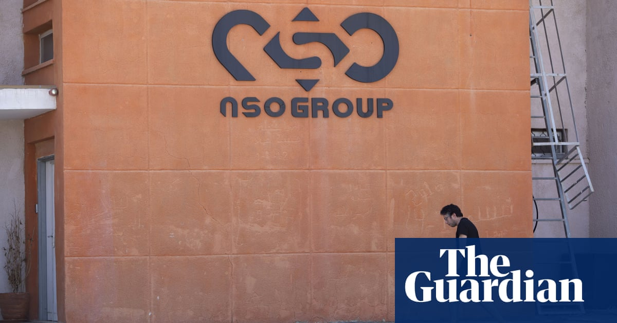 Manager of fund that owns Israeli spyware firm not yet given access to sensitive info