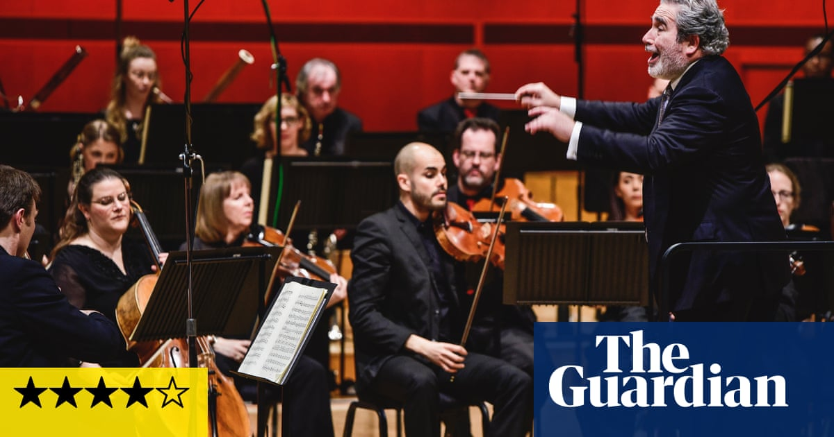 Beethoven: the 1808 concert review – a remarkable evening, then, and now
