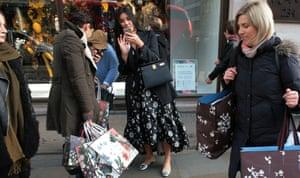 .H&M in Regent Street, London