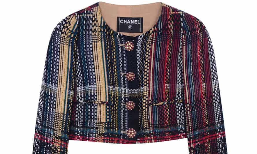 Gisele Bunchen donated Chanel jacket