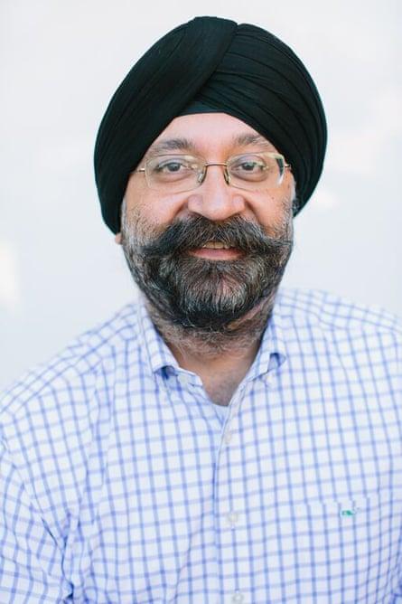 Savi Baveja, CEO of trust check company Trooly
