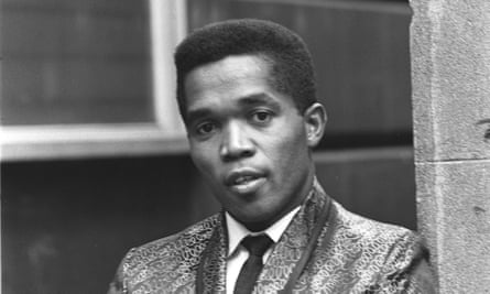 Prince Buster in 1965: as well as helping pioneer ska, he evolved reggae into rock steady and dub