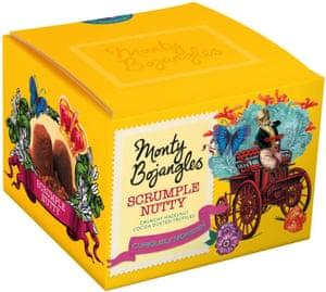Monty Bojangles' truffles