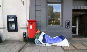 We still have hearts': homeless on the streets of Kettering