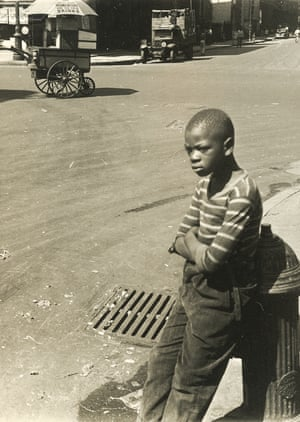 Boy Leaning on a Hydrant, 1940Helen Levitt was noted for her street photography, in and around New York City