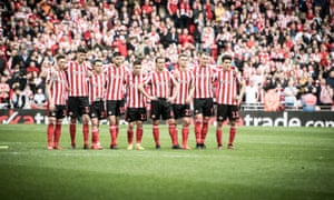 Sunderland's season ended in familiar disappointment.
