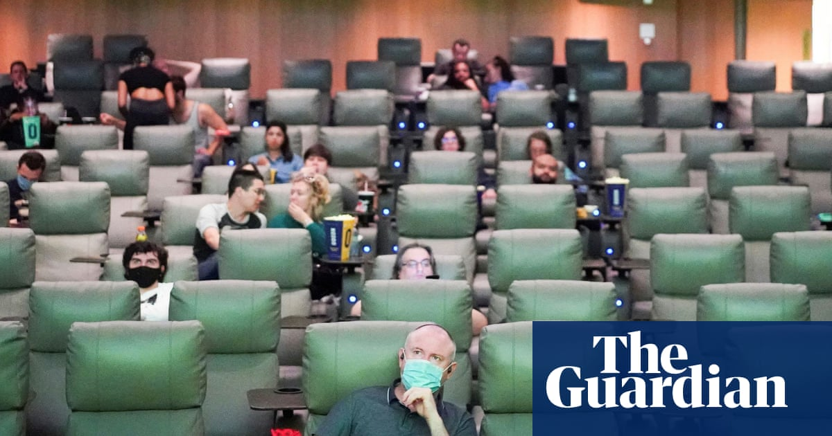 Im Covid vulnerable: dare I do my bit to save our cinemas?