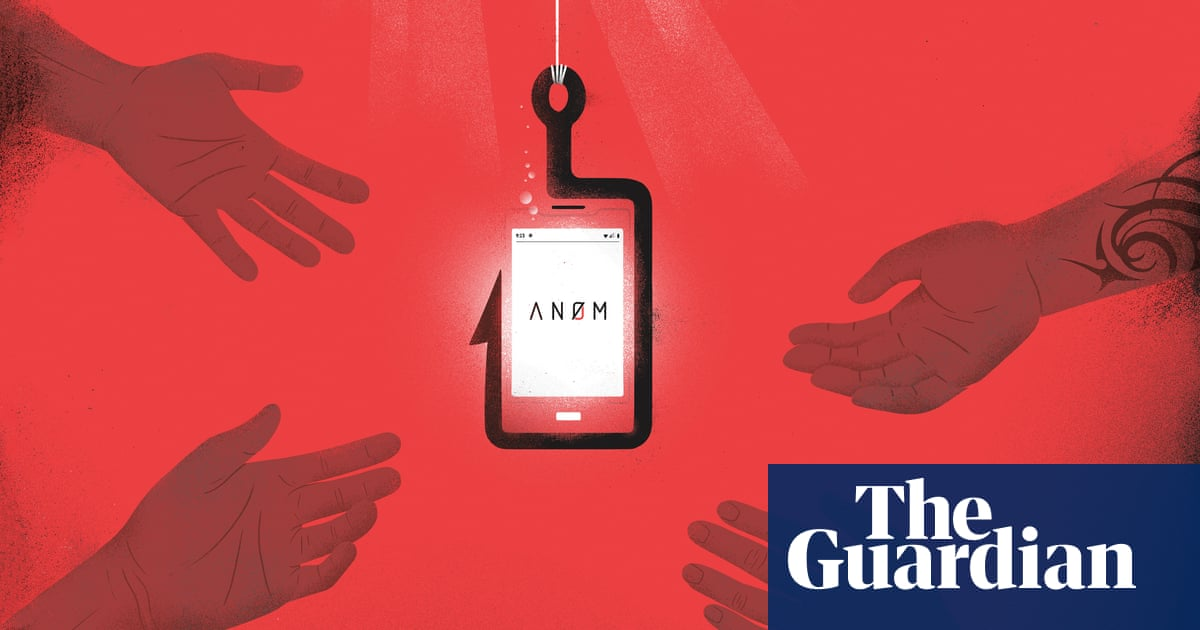 'Every message was copied to the police': the inside story of the most daring surveillance sting in history