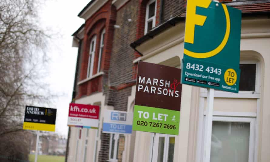Rent controlsEMBARGOED TO 0001 TUESDAY FEBRUARY 9 File photo dated 08/02/17 of a row of To Let estate agent signs placed outside houses in north London. Rental houses are being snapped up by tenants six days faster on average than they were a year earlier, analysis has found. In the last three months of 2020, houses were taking 13 days to be rented out typically, compared with an average of 19 days in the fourth quarter of 2019, Zoopla found. Issue date: Tuesday February 9, 2021. PA Photo. See PA story MONEY Rent. Photo credit should read: Yui Mok/PA Wire
