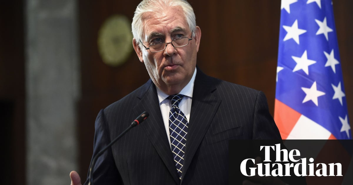 Trump fires Tillerson: president swings axe after series of policy clashes