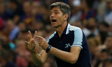 Mauricio Pellegrino, the complete coach who hates losing and frets when he wins | Sid Lowe