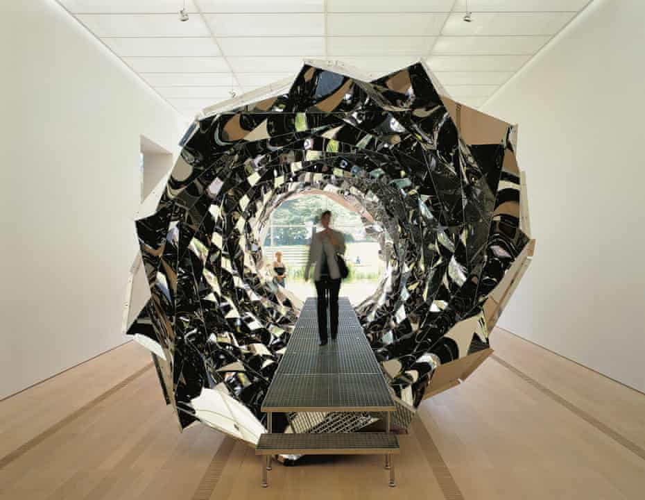 Your Spiral View, 2002, by Olafur Eliasson