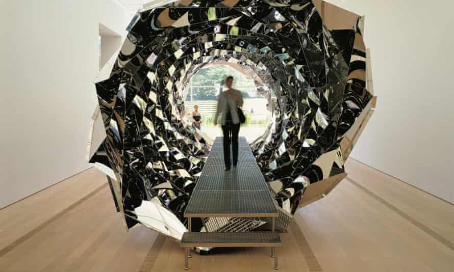 Science meets art … Olafur Eliasson.