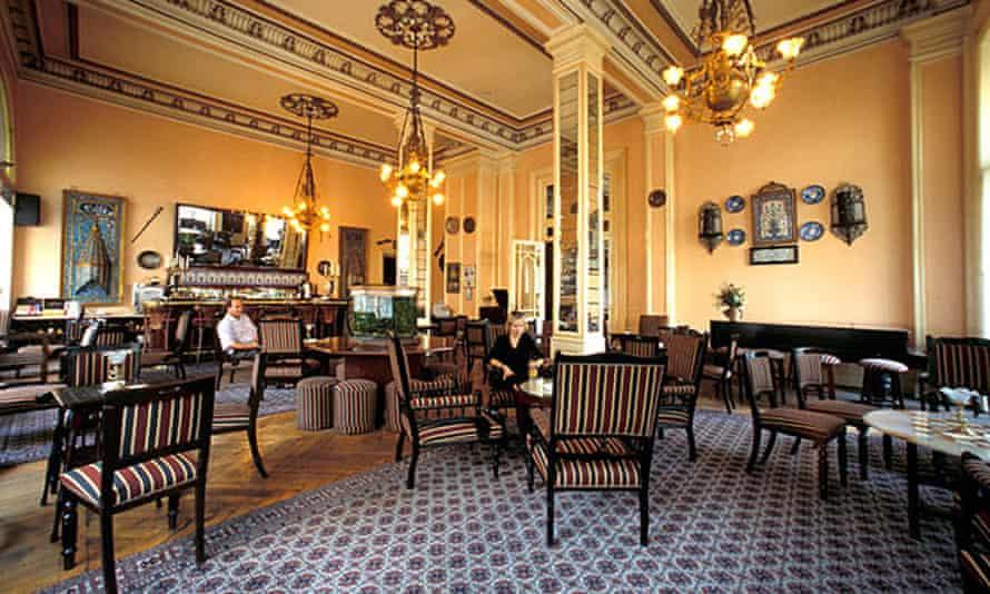 Pera Palace Hotel.