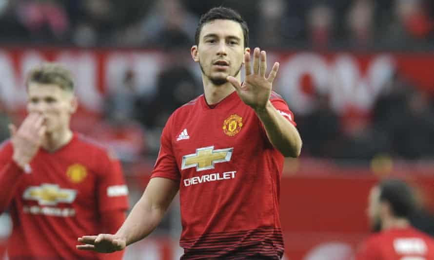 Matteo Darmian joined Manchester United from Torino in 2015.