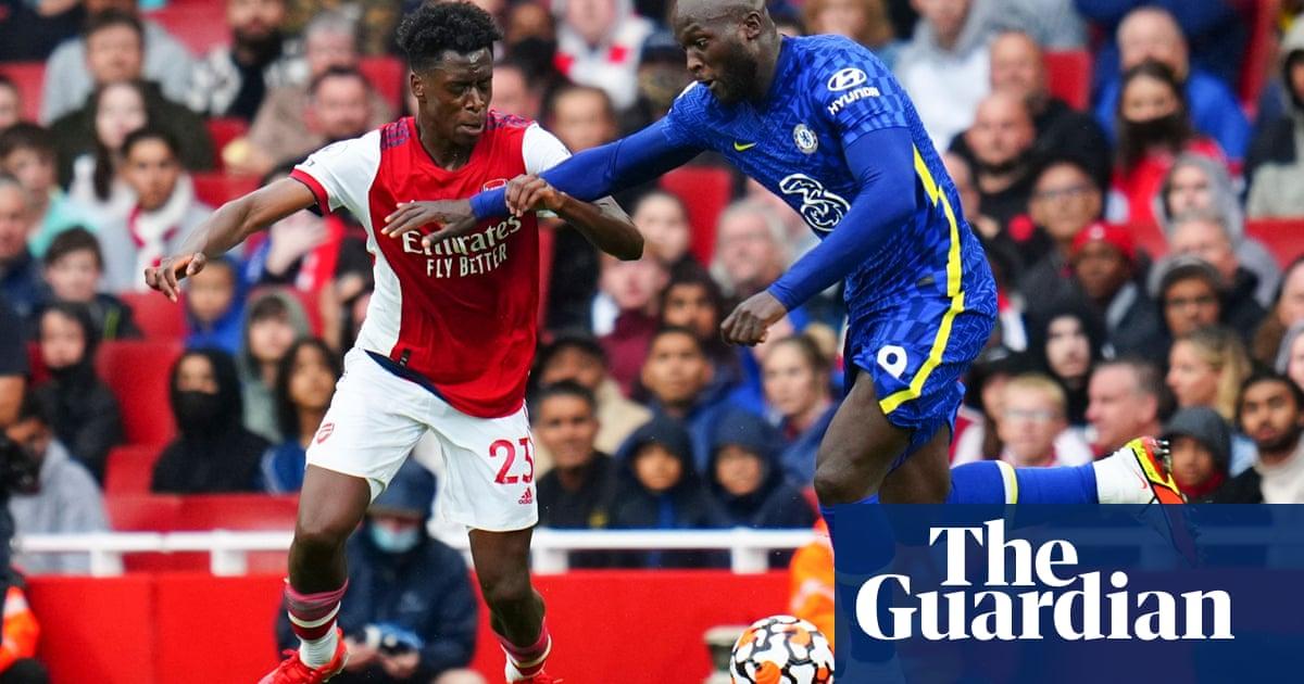 Romelu Lukaku dominates Arsenal on return as Chelsea's leading man