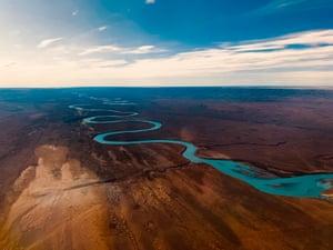 Flight from IguazuLizhi Wang United States 1st Place – Landscape | Shot on iPhone XR Paraná River, Argentina