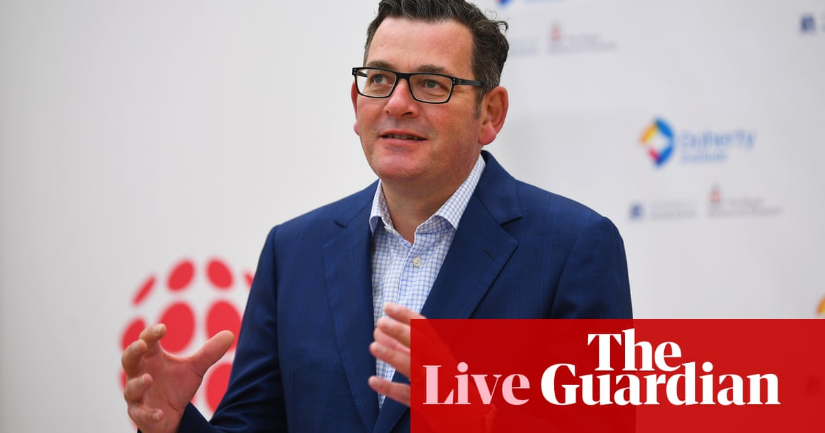 Victoria achieves Covid 'elimination' after 28 days with no cases as Queensland police isolate – live news – The Guardian