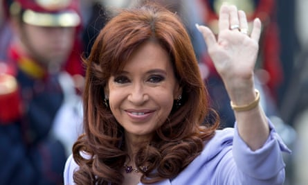 Cristina Fernandez was revered by millions.