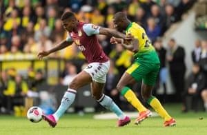 Wesley scores for Villa.