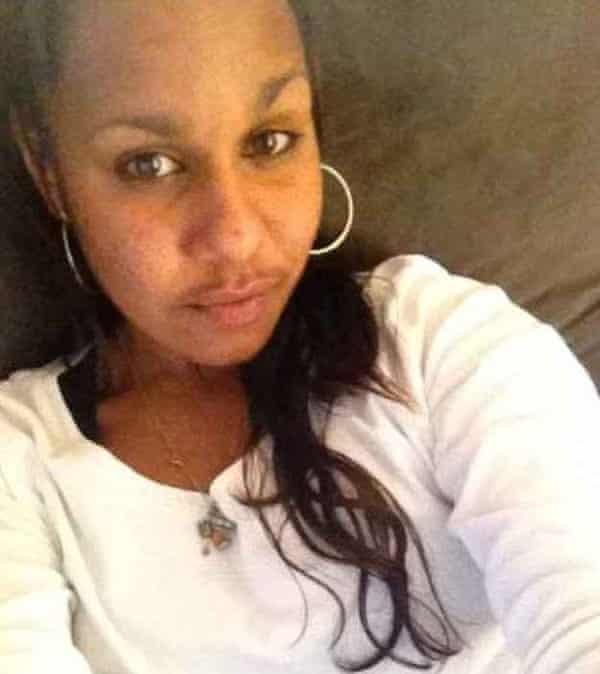 Ms Dhu, who died in police custody in Port Hedland in Western Australia, in August 2014.