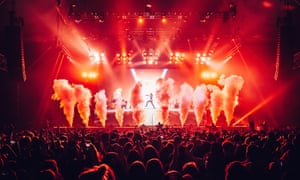 The Chainsmokers live at Ally Pally