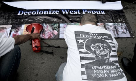 West Papua independence petition is rebuffed at UN