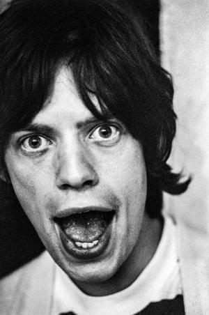 Observer picture archive: Mick Jagger, 4 September 1964