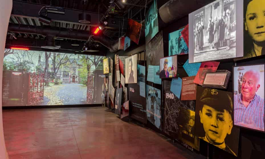 Strawberry Fields visitor Centre and Exhibition.