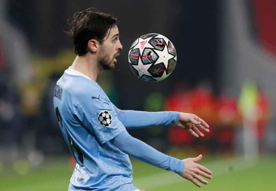 Bernardo Silva scored one and set up the second in another mesmerising Manchester City performance.