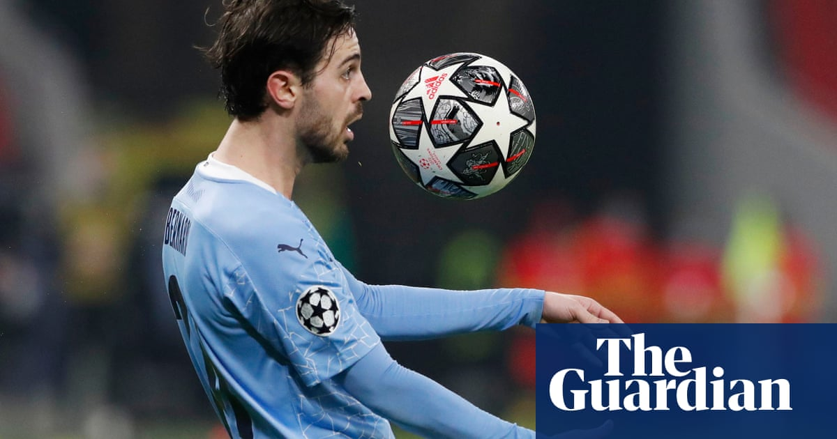 Imperious Manchester City hypnotise Gladbach into compliance | Jonathan Liew