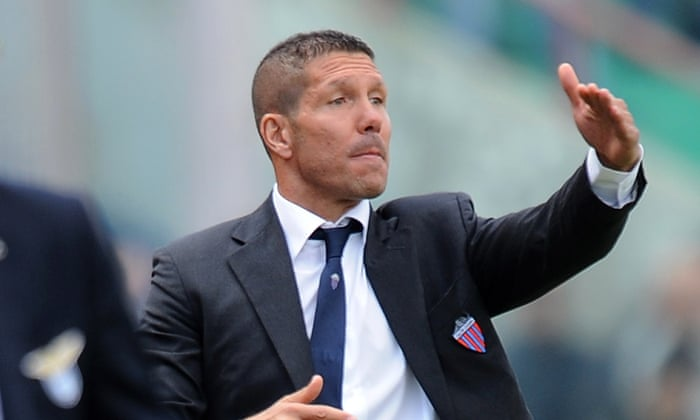 The five months in Italy that shaped Diego Simeone's