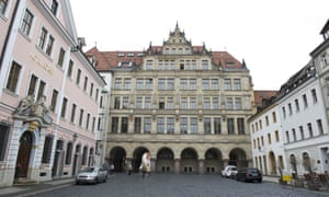 Görlitz town centre