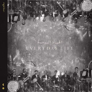 The artwork for Everyday Life.