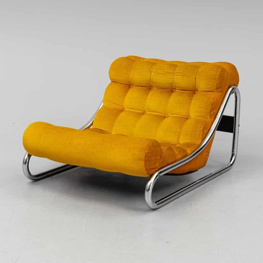 Gillis Lundgren Impala chair for Ikea