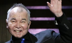 John Prine, seen here at a Nashville awards show, performed his first album in its entirety in the city.